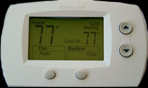 Honeywell Focus Pro Digital Thermostat